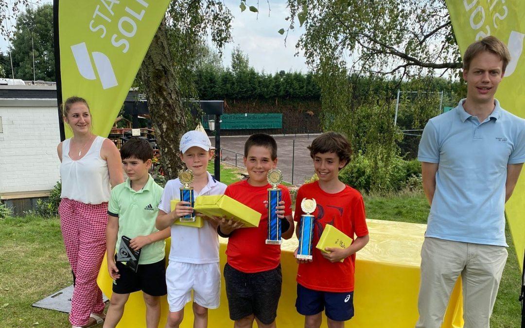 Juniors Best in Solingen