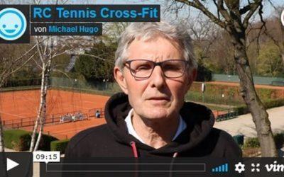 Tennisspezifische Fitness-Videos