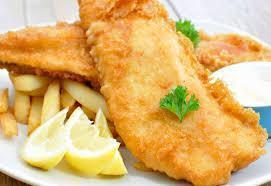 """Fisch and Chips im Spätsommer"""