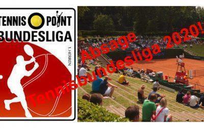 Corona-Krise führt zur Absage der Tennis-Bundesligasaison 2020