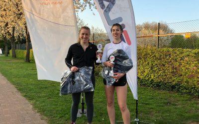 Annemarie Lazar gewinnt Jugend-Circuit in Mülheim