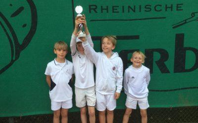 Kleinfeld Endrunde – Vize Bezirksmeister