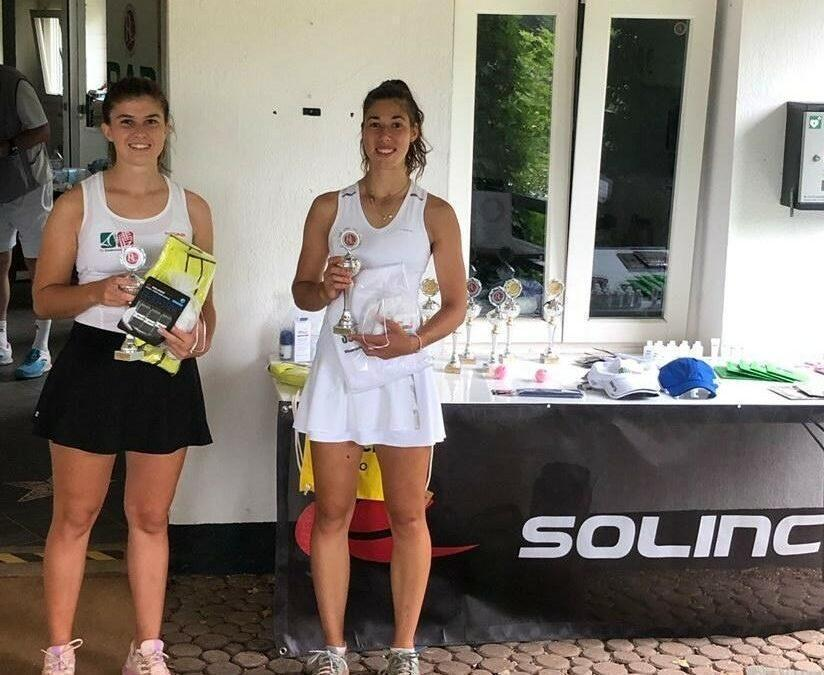 Annemarie Lazar gewinnt LK-Turnier im Rochusclub