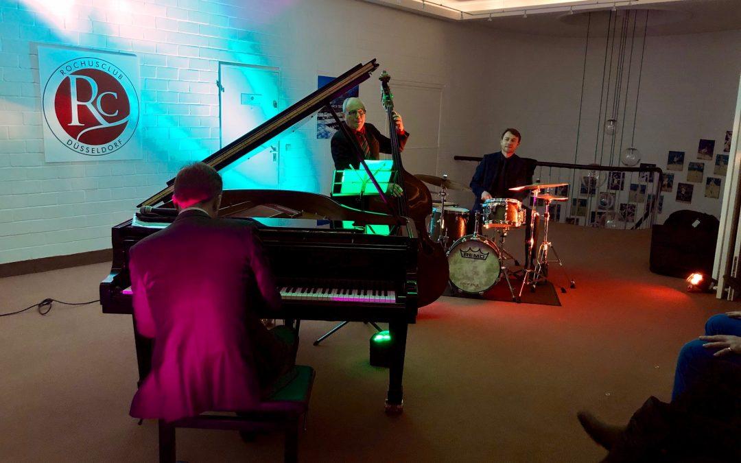 Erfolgreicher Jazz-Clubabend