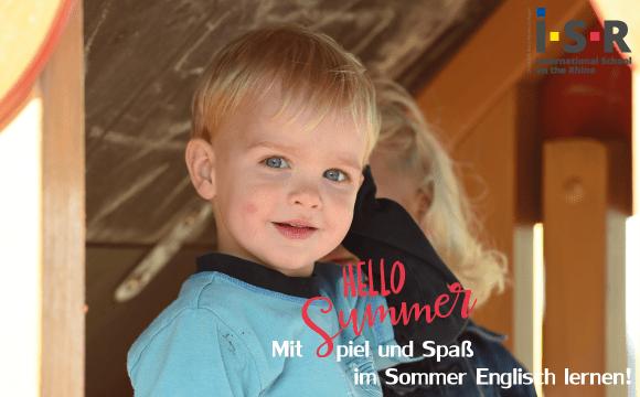 Summer School 2021 unseres Kooperationspartners ISR