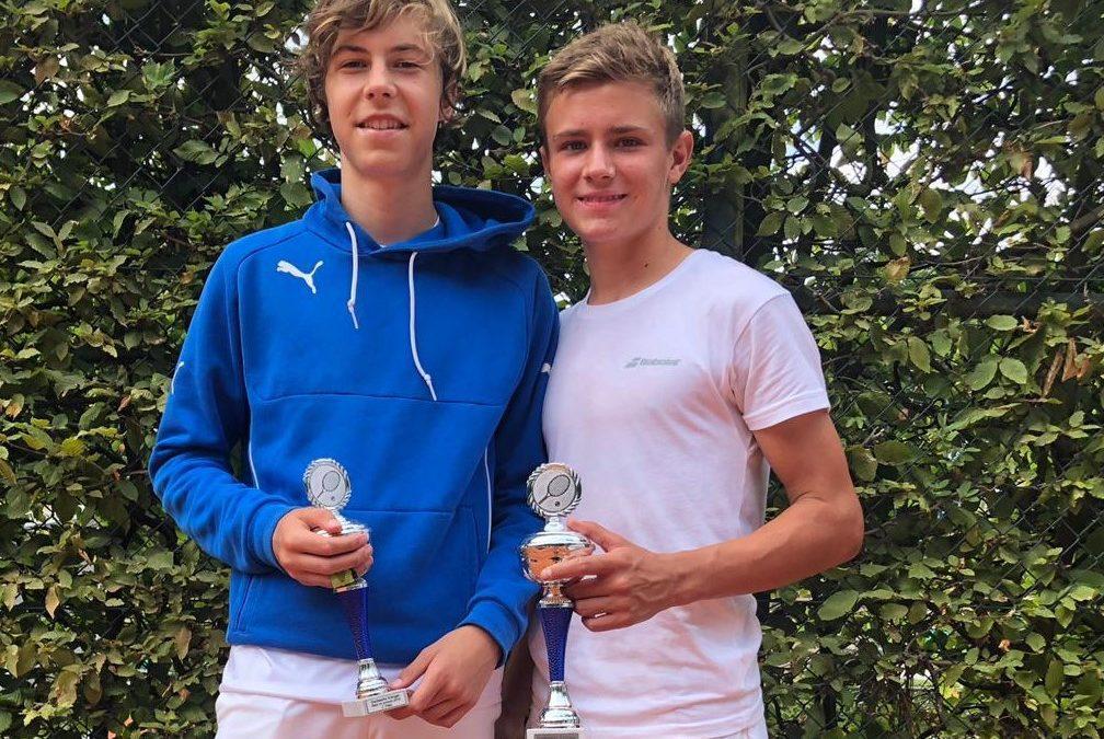 Max Terbuyken gewinnt in Solingen