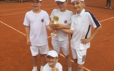 Erfolg beim McBurn Mannschafts Cup