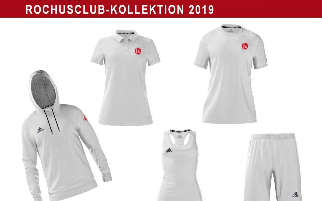 Jetzt die neue Rochusclub-Kollektion bestellen!