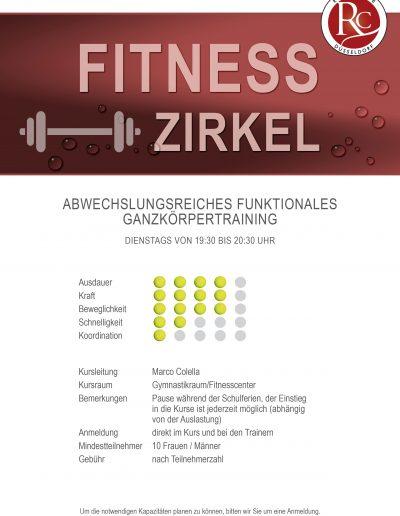 Fitness Zirkel
