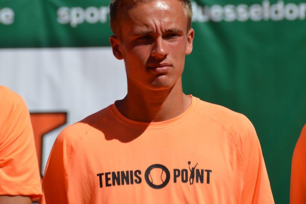 Zweiter Turniersieg in Folge: Sven Thiergard findet zurück zu alter Stärke
