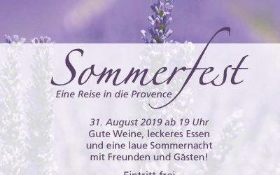 Sommerfest im Rochusclub