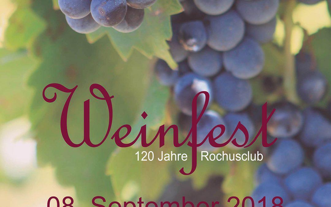 Sommerfest/Weinfest im Rochusclub