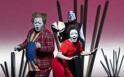 """Theater-Clubabend """"Dschungelbuch"""""""