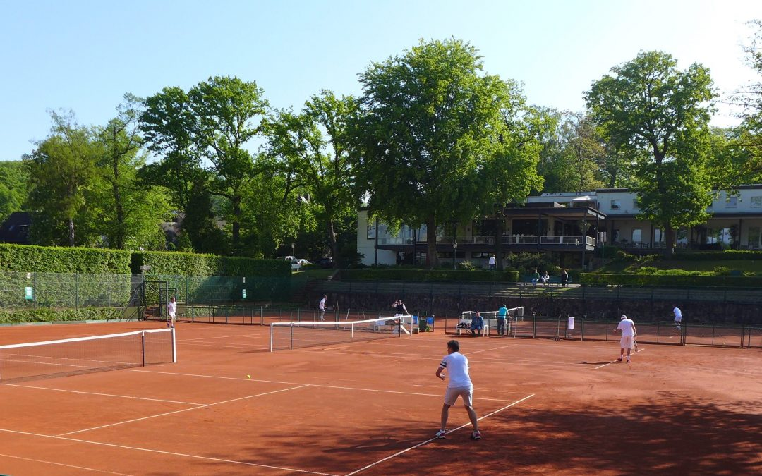 Öffnung der Tennisplätze ab 08. Mai